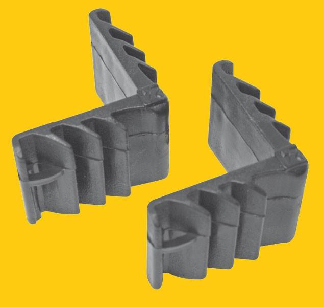 Уголки жёсткие для сборки стеклопакетов