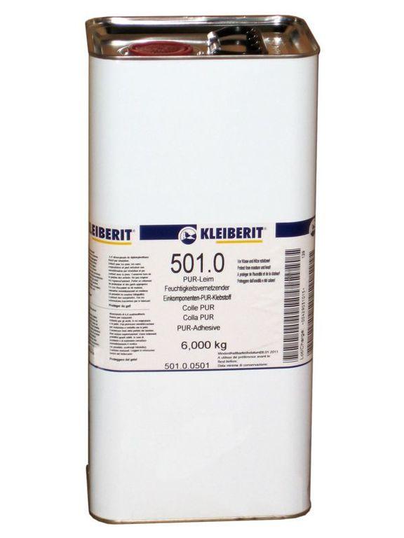 Клей ПУ Kleiberit 501.0, 6 кг, Д4