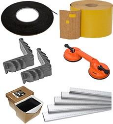 Материалы для производства стеклопакетов